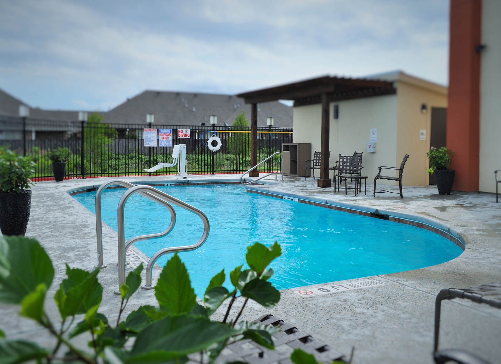 Bryan college station commercial pools photo gallery for Commercial pools