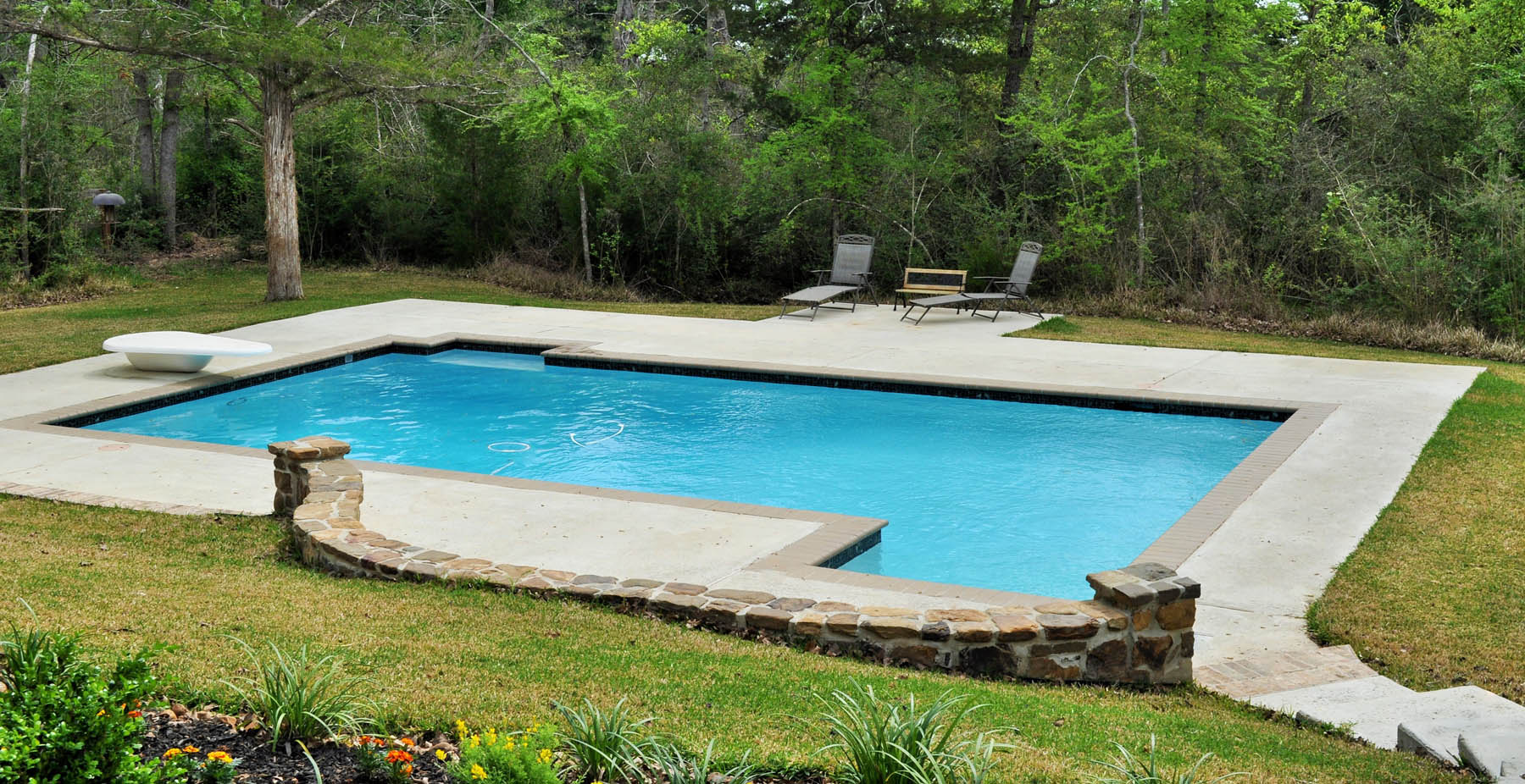 Bryan college station custom pool design photos brazos valley for Sport pools pictures