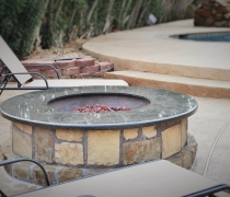Granite-Gas-Burning-Fire-Pit