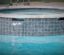 Tile-Spa-with-Water-Feature