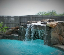 Custom-Rock-Grotto-with-Bench-Seating