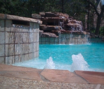 Sundeck-with-Bubblers-Spa-and-Waterfall
