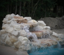 White-Hill-Country-Rock-Custom-Waterfall