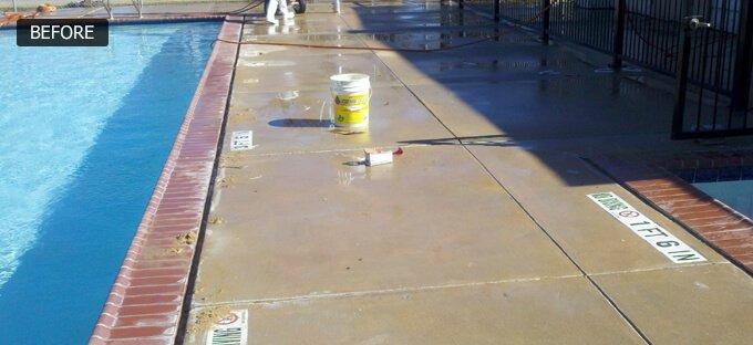 Bryan College Station Pool Renovation Service Brazos Valley