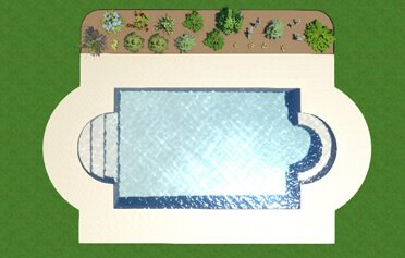 The Roman. Three_column_img. Those Wanting An Elegant Swimming Pool Design  ...
