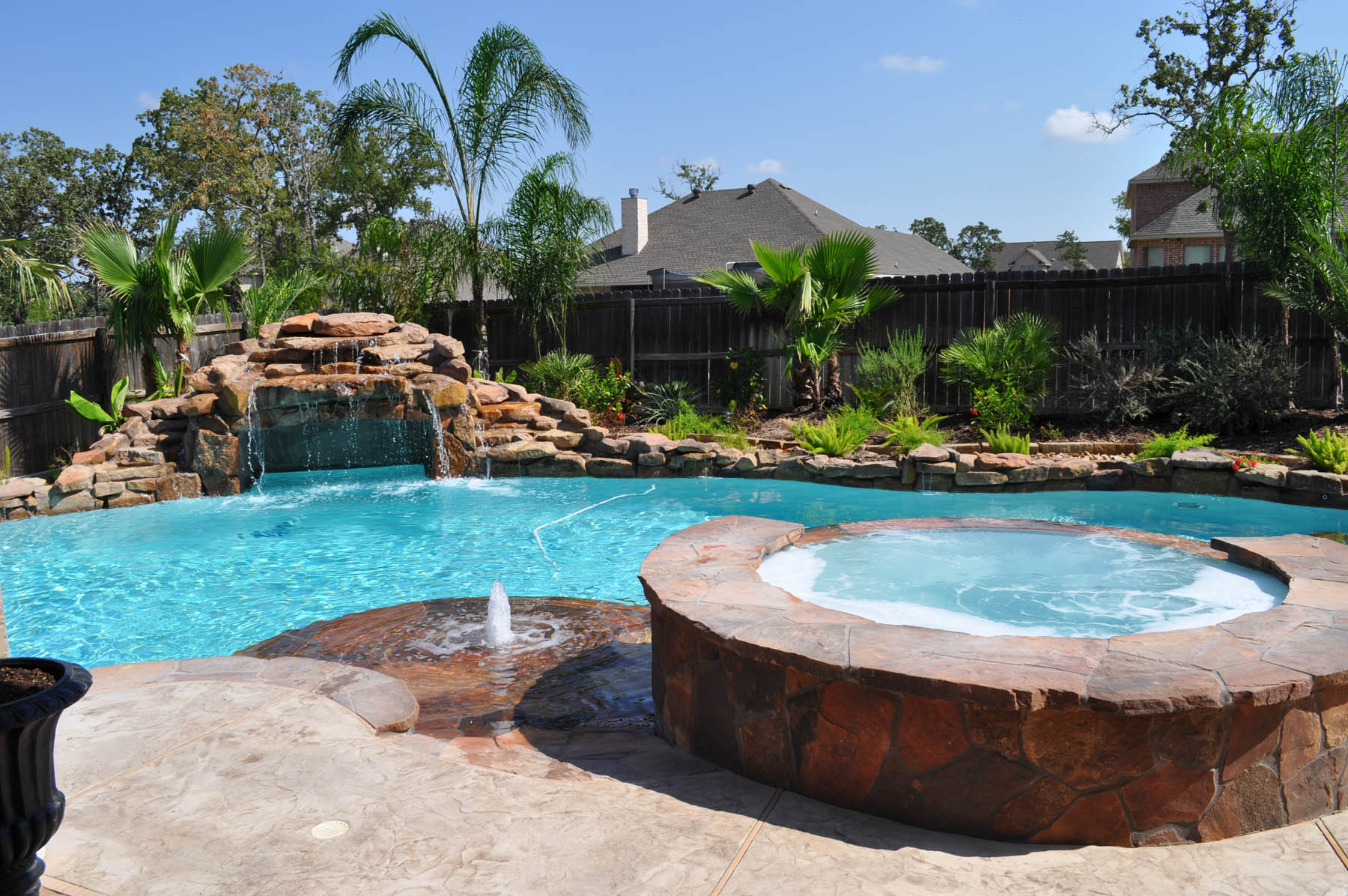 Swimming Pool Remodeling College Station Brazos Valley Bryan