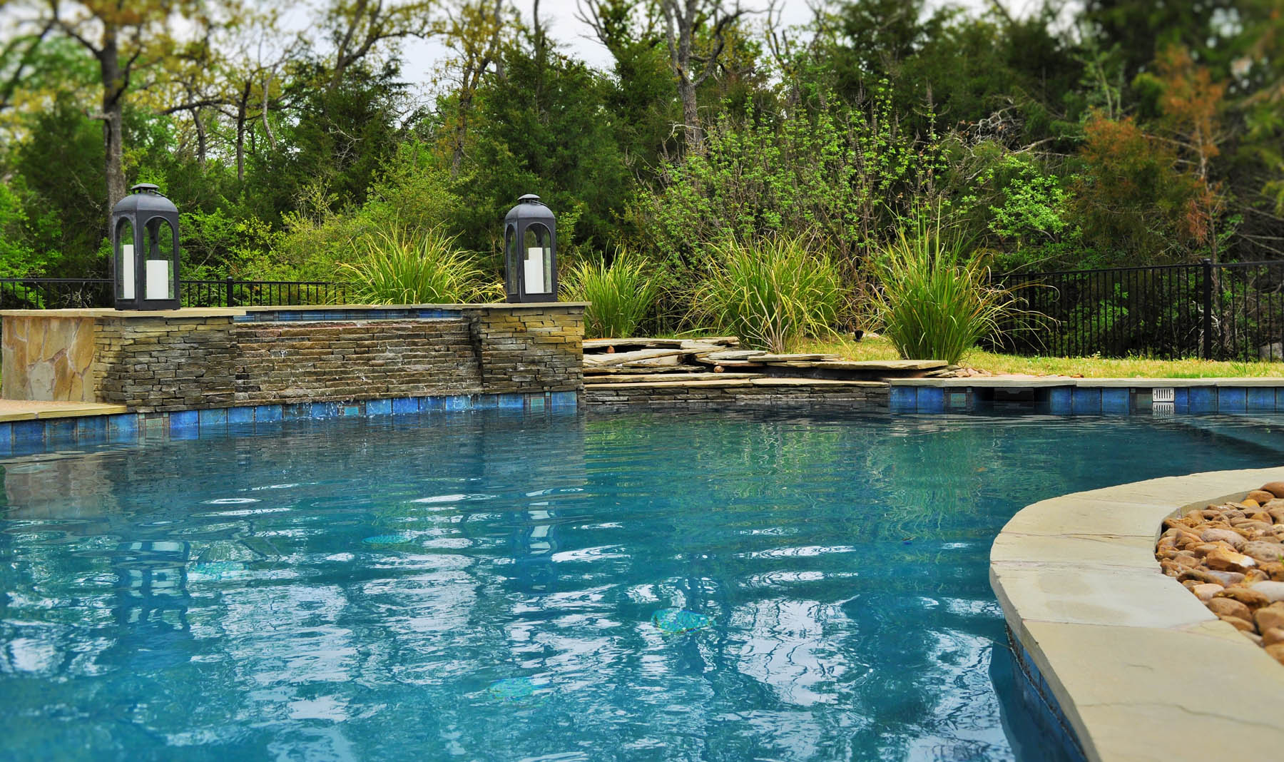 Pool builder brazos valley bryan college station for Pool builders