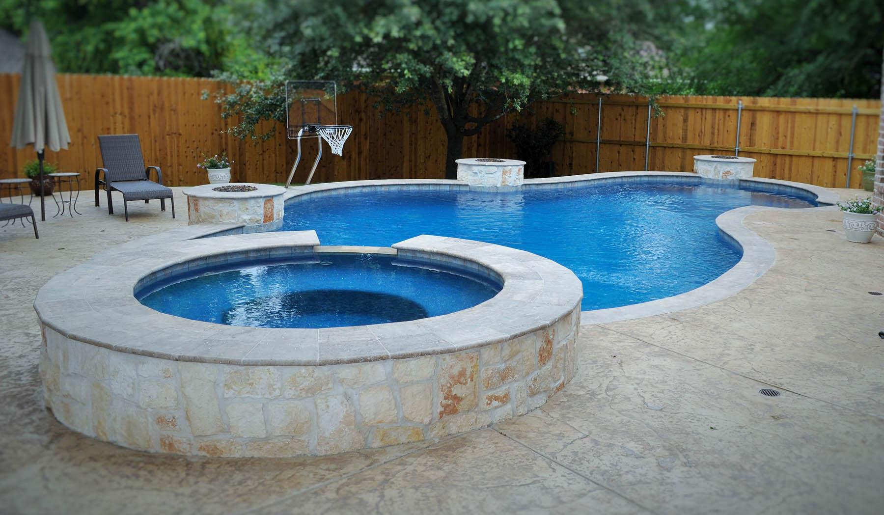 Bryan College Station Pool Builder The Woodlands Custom Pool